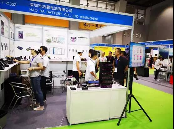 Wonderful and continuous! Shenzhen Haoba Battery Co., Ltd. Asia-Pacific Battery Show firepower!