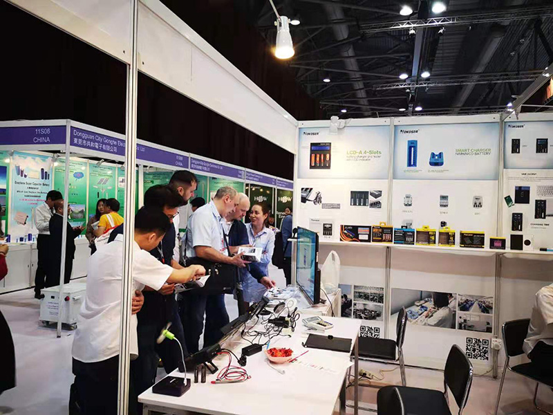 Globalsources EXPO in HONGKONG 2