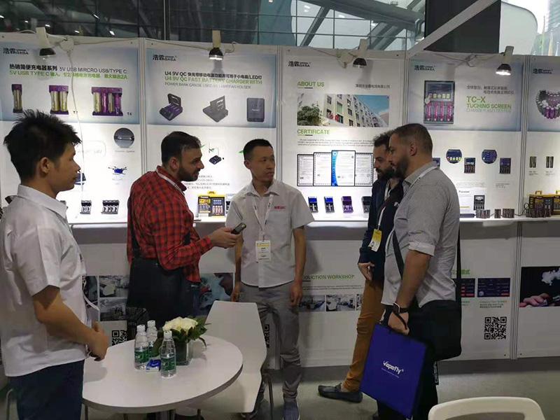 IECIE EXPO IN Shenzhen 2